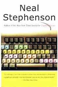 In the Beginning was the Command Line de Neal STEPHENSON ()