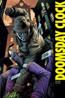 Doomsday Clock de Geoff JOHNS (DC Rebirth)