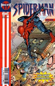 Spider-Man HS n°22 - House of M de Mark WAID ()