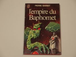L'Empire du Baphomet de Pierre  BARBET (J'ai Lu SF)