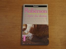 L'Épée du destin de Jennifer ROBERSON (Pocket SF)