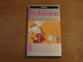 Une nichée de princes de Jennifer ROBERSON (Pocket SF)