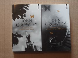 Lot : Le Parlement des fées de John CROWLEY (Points)