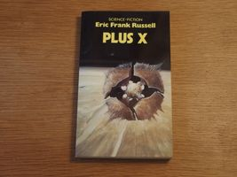 Plus X de Eric Frank RUSSELL (Pocket SF)