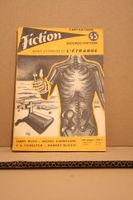 Fiction n° 45 de James BLISH, Régine VIVIER, Cecil Scott FORESTER, Roger DURAND, Gérard KLEIN, Robert BLOCH, Evelyne GEORGES, Guy DeANGELIS, Bruno MARTIN, Gali NOSEK, Tom GODWIN, Rodger LOWE, Alex DIEUMORAIN, Michel CARROUGES, Marcel BRION, F. HODA, Jacques BERGIER, Igor B (Fiction)