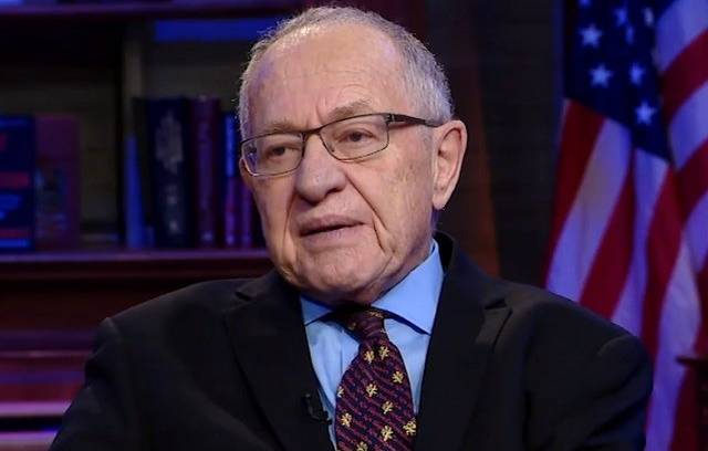 Image result for Alan Dershowitz: Some Democrats channeling Soviet minister's 'Show me the man, I'll show you the crime' maxim