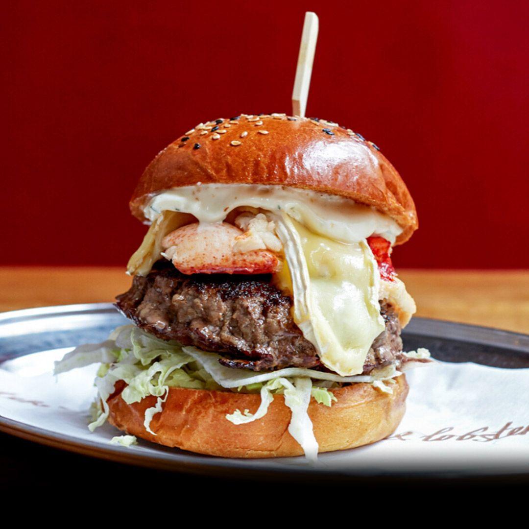 Burger & Lobster @Raffles