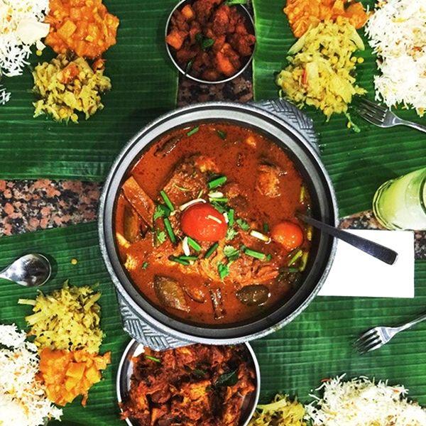 Karu's Indian Banana Leaf Restaurant