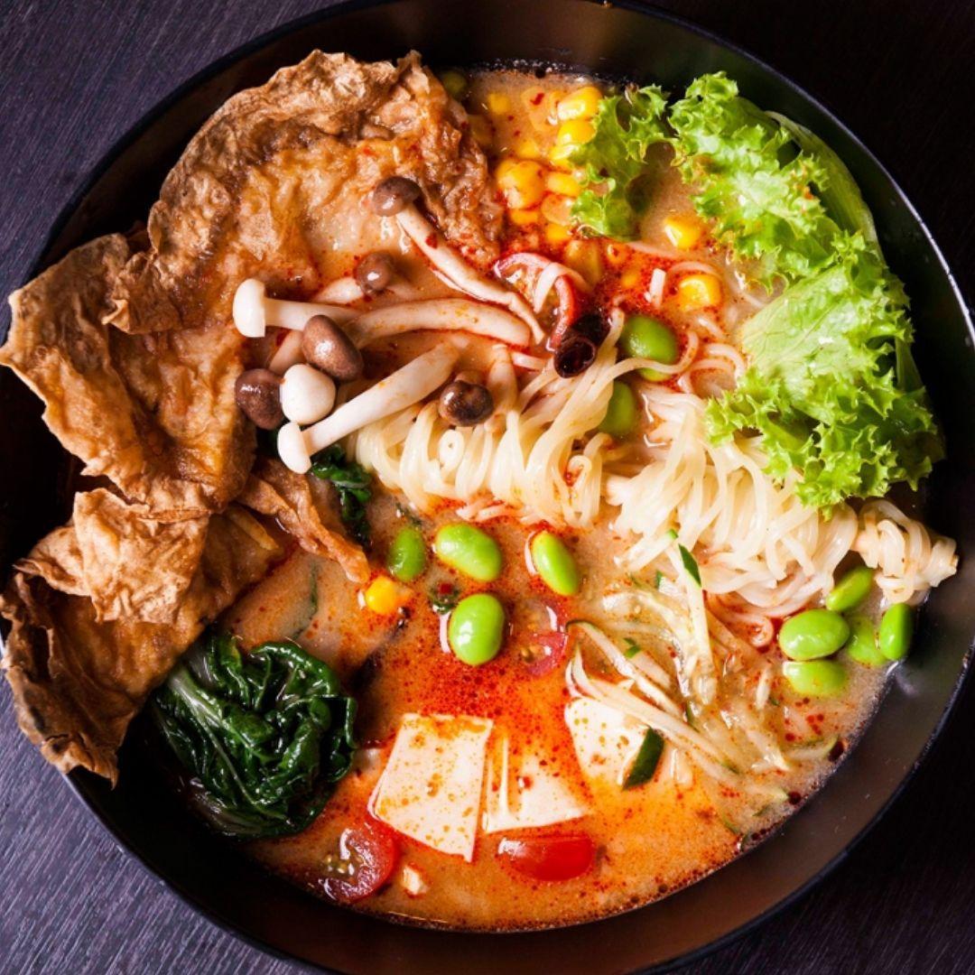 New Fut Kai Vegetarian Restaurant