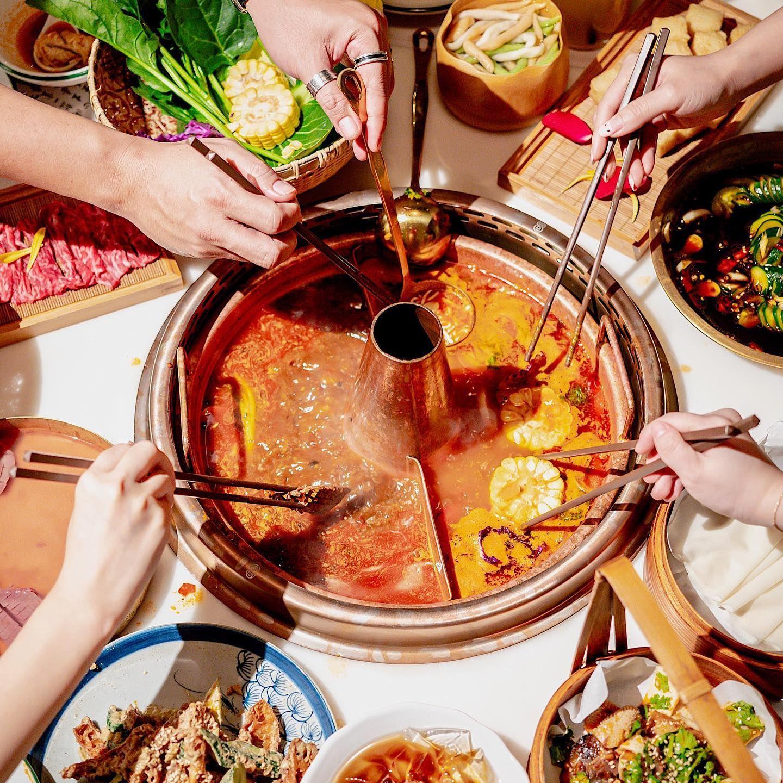 Tong Xin Ru Yi Traditional Hotpot