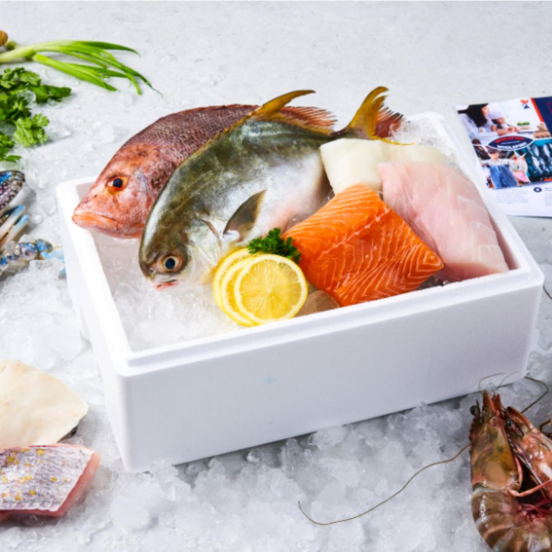 Wholefish & Seafood