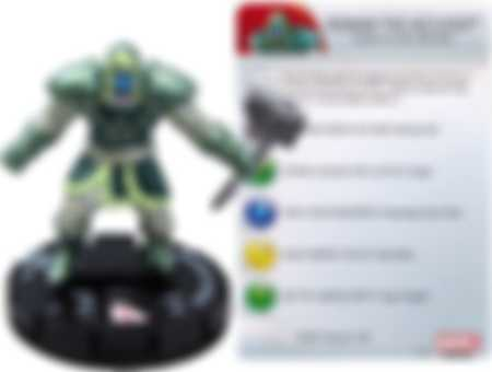 Ronan the Accuser #208 Guardians of the Galaxy Gravity Feed Marvel Heroclix
