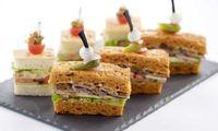 Gourmet Artisanal Sandwich Platter (20 pieces)