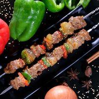傲椒牛筋牛肉串 Black Pepper Assorted Beef Kebab (3pcs)