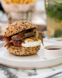 Breakfast Grand Slam Bunwich