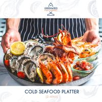 Cold Seafood Platter [2-4pax]