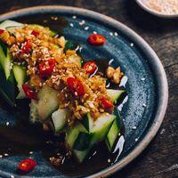 Cucumber In Vinaigrette 香拌小黃