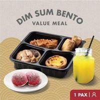 Dim Sum Bento Value Meal (1 Pax)