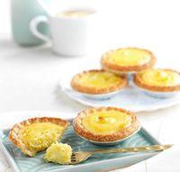 Durian & Cheese Tart 榴莲芝士挞