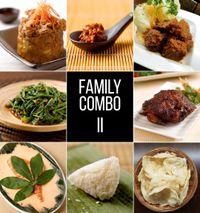 Family Combo II (Signatures)