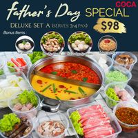 Father's Day Deluxe Set A