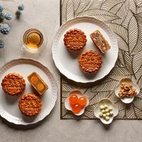 Four Seasons Medley - Baked Skin Mooncake