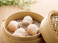 Fresh Prawn Dumpling With Celtuce (4 粒/pcs)