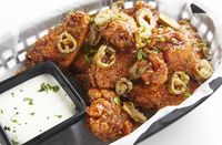 Honey Tequila Chicken Wings