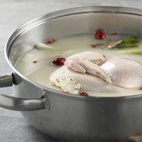 乾隆醉鸡窝 Imperial Drunken Chicken Soup