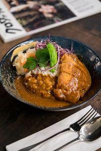 Katsu Curry Rice - Chicken