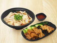 Kway Chap w Braised Platter (Vegan)