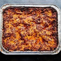 LASAGNA (READY-TO-BAKE or COOKED) FOR 3 - 4 PAX