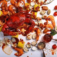 Live Crab Combo (for 2 to 4 persons)