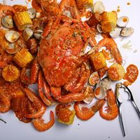 Live Dungeness Crab Combo (for 2 to 4 persons)