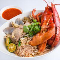 Lobster Fried Brown Bee Hoon