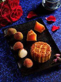 Lychee Paste with Rose 低糖荔枝玫瑰香