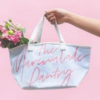 Marmalade Canvas Tote bag (Limited Edition)
