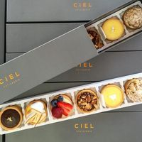 Petit Tart Gift Box 6 Pc (available through online order only)