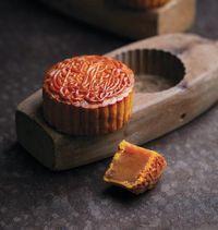Plain Lotus Seed Paste Mooncake 湘莲蓉月