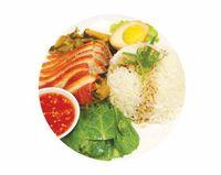 Pork Leg Rice