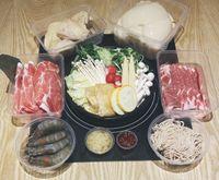 美人鍋Pork Set