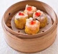 Pork Siew Mai Dumpling With Crab Roe (4 粒/pcs)