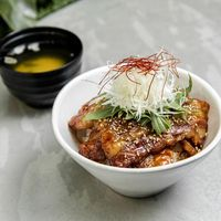 Rice Bowl - Obihiro Butadon