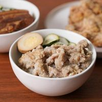 Rou Geng (Lean Meat mixed with Fish Paste)