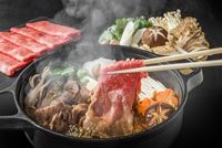 SHINSEN SHABU for 4 (BEEF)