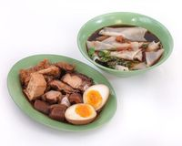 Soup Kway Chap Set Meal