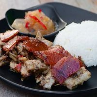 Spicy/Non Spicy Lechon Meal