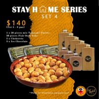 Stay Home Set 4
