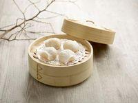 """笋尖虾饺Steamed Prawn Dumpling """"Ha Kau"""" (4pcs)"""