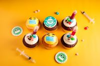 Sweet Therapy Cupcakes (Box of 6)